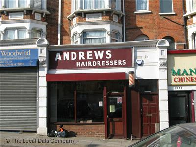 Andrews Hairdressers London