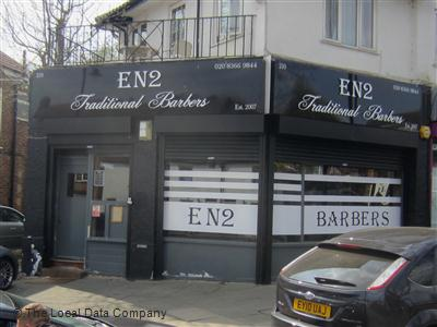 EN2 Barber Shop Enfield