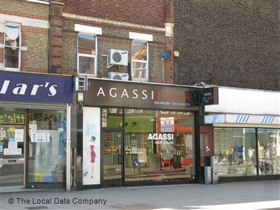 Agassi Hair New Malden