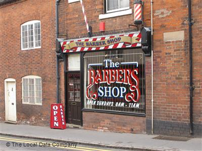 The Barbers Shop Uttoxeter