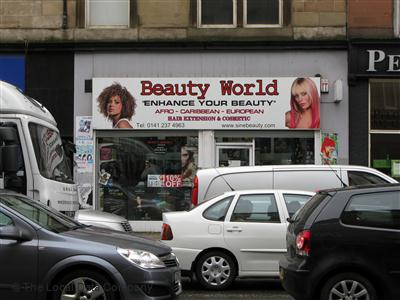 Beauty World Glasgow