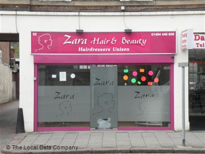 Zara Hair & Beauty High Wycombe