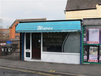 Waves Hairdressers Nuneaton