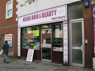 Nisha Hair & Beauty Aldershot