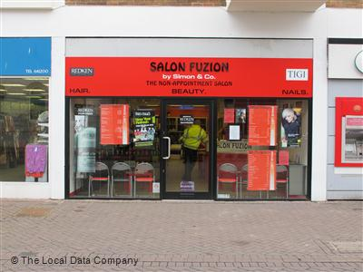 Salon Fuzion Nuneaton