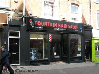 Fountain Hair Salon Aldershot
