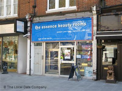 The Essence Beauty Rooms London