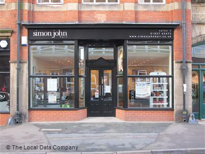 Simon John Hair Tamworth