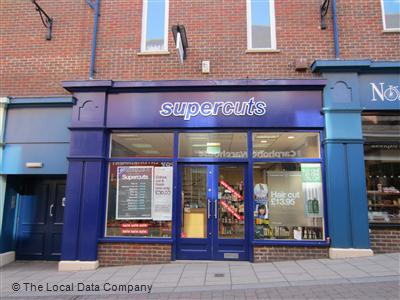 Supercuts Chesterfield
