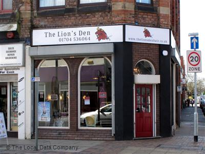 "Lion""s Den Southport"
