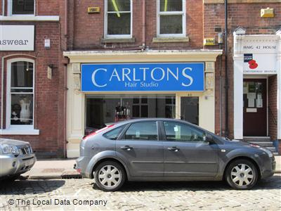 Carltons Hair Studio Chesterfield