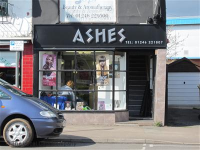 Ashes Hair Design Chesterfield