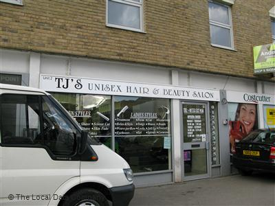 "TJ""s Unisex Hair & Beauty Salon Slough"