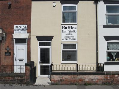 Ruffles Hair Studio Chesterfield