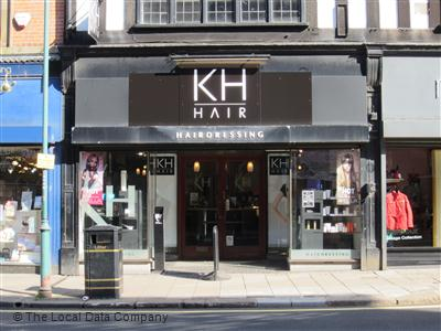 KH Hair Chesterfield
