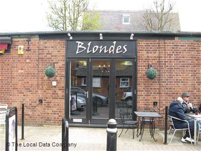 Blondes Brentwood