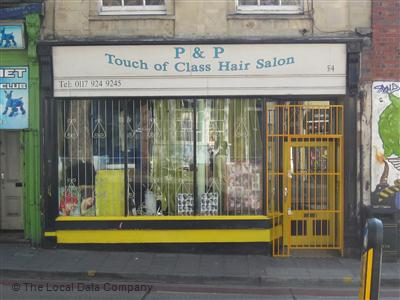 Touch Of Class Hair Salon Bristol