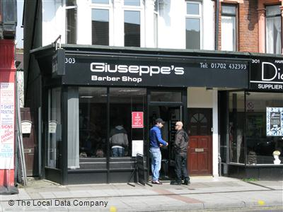"Guiseppe""s Barber Shop Westcliff-On-Sea"