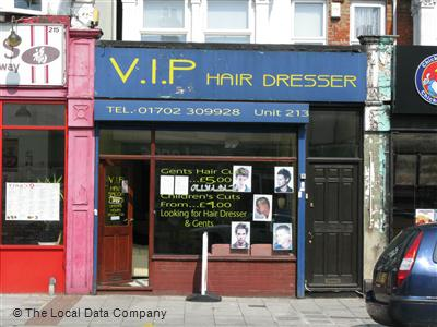 V.I.P. Hair Dresser Westcliff-On-Sea