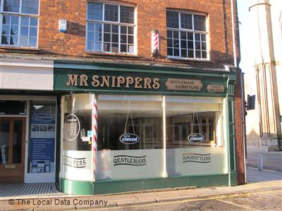 "Mr Snippers King""s Lynn"