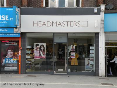Headmasters Harrow