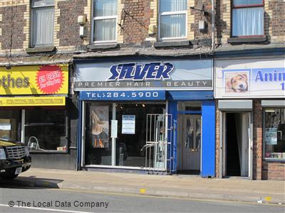 Silver Premier Hair & Beauty Liverpool