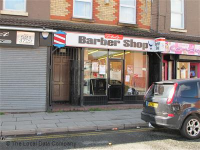 Barber Shop Liverpool