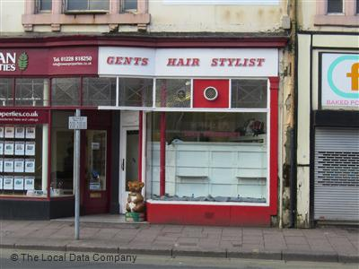 W. Walker Gents Hairdressers Carlisle
