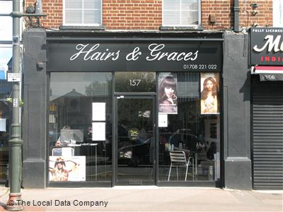 Hairs & Graces Upminster
