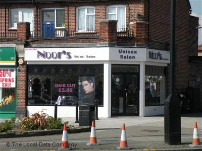 "Noor""s Unisex Hair Studio Harrow"
