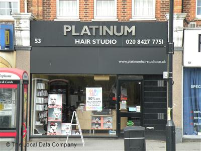Platinum Hair Studio Harrow