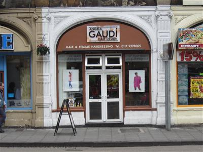 Angela Gaudi Hair Design Bristol