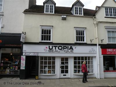 Utopia Beauty Salon Abingdon