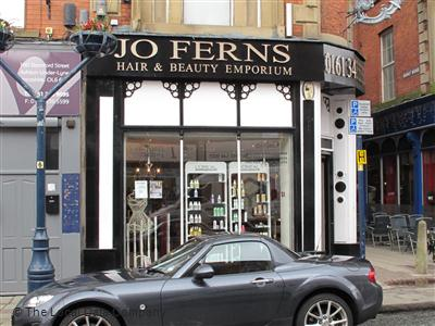 Jo Ferns Hair & Beauty Emporium Ashton-Under-Lyne