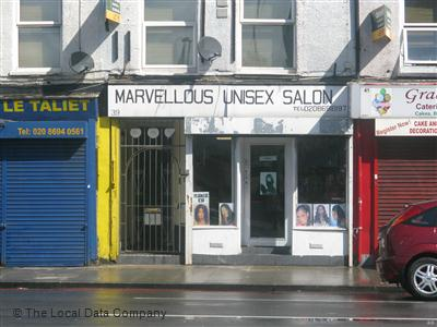 Marvellous Unisex Salon London