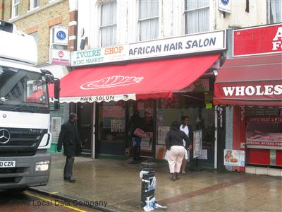All Nations Barbers London