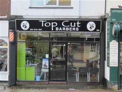 Top Cut Barbers Barnet