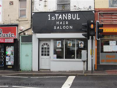 1sTanbul Hair Saloon Sheffield