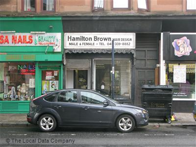 Hamilton Brown Hair Design Glasgow
