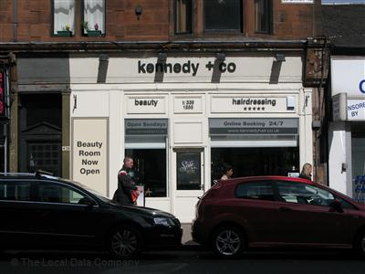 Kennedey & Co Glasgow