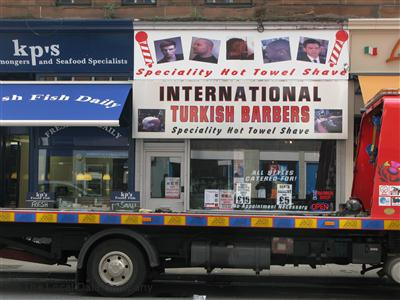 International Turkish Barbers Glasgow