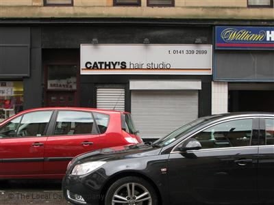 Cathys Hair Studio Glasgow