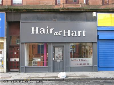 Hair At Hart Glasgow