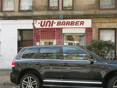 Uni Barber Glasgow