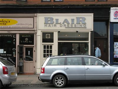 Blair Hair Studio Glasgow