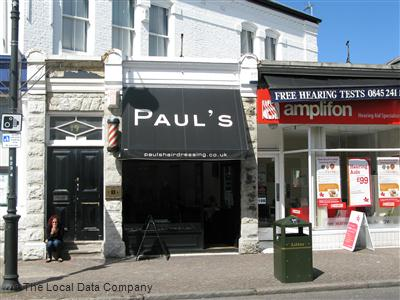 "Paul""s Barbers Shop Bromley"