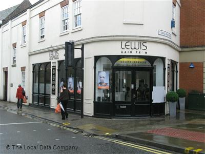 Lewis Hair Team Ipswich