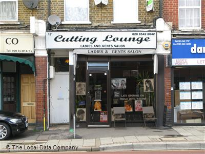 Cutting Lounge London