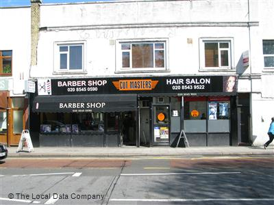 Cut Masters Hair Salon London