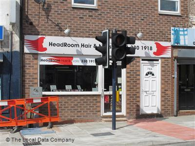 Headroom Hair Studio Ashton-Under-Lyne